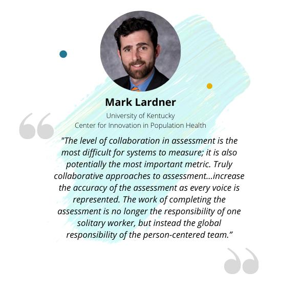 Mark Lardner Quote